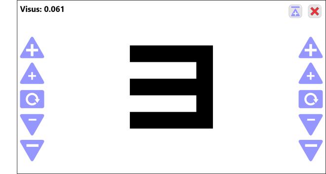 """Snellenovy znaky """"E"""" jsou v dětských očních ordinacích nejoblíbenějším testem zraku."""